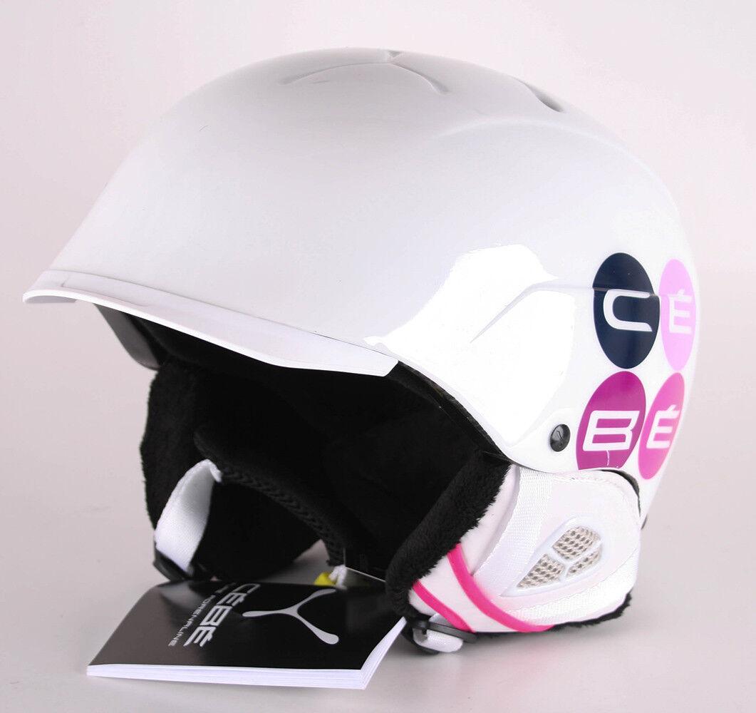 Cébé Helmet Contest Visor Fourdots Fourdots Fourdots Skihelm Snowboardhelm 58-62cm faaff9