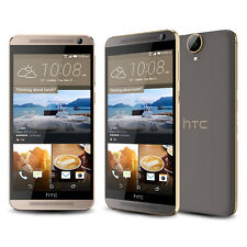 HTC ONE E9+ 32GB Dual SIM 3GB RAM 20.0MP Android OS 3G 4G LTE Smart Phone (Gold)
