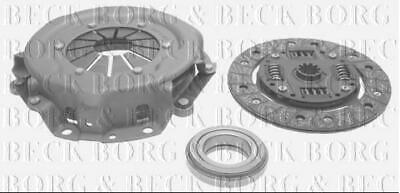 Borg /& Beck HK7893 Clutch Kit 3-in-1