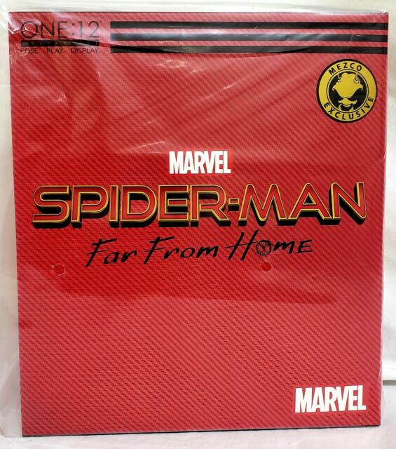 Mezco One:12 Collective Spider-Man Far From Home Exclusive 6-Inch Figure