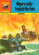 COMMANDO CLASSICS 07 - OPERATIE TOPGEHEIM (1973)