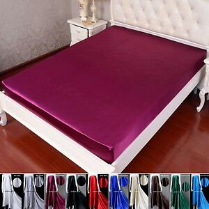 1pc-40-Momme-Heavy-Weight-100-Pure-Silk-Fitted-Sheet-With-Seam-Sisters-Silk