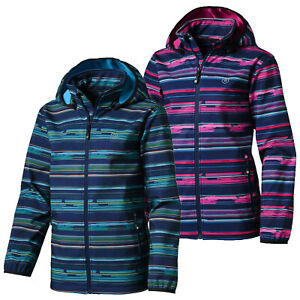 Color Kids Kalado Kinder Softshelljacke Jacke All Over Print