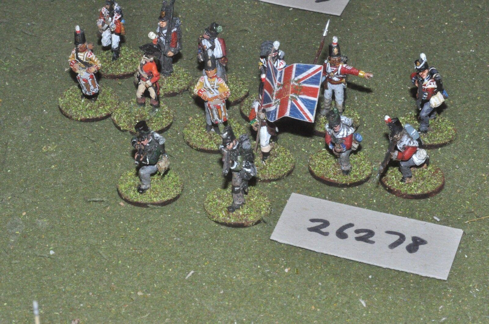 25mm 25mm 25mm napoleonischen   british - gemischt (foto) - inf (26278) edbc85