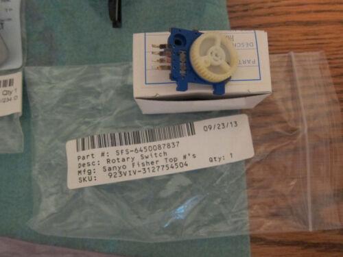 Samsung SV-5000W World Wide Video VCR parts