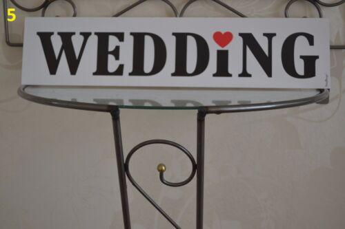 wedding car decoration registration plates 5 types