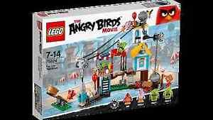 LEGO-Angry-Birds-75824-Pig-City-Teardown-Neu-amp-OVP