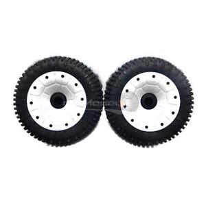 Jeu de roues à mini-goupilles 'signature' à 30 degrés Nord pour Kmx2, Losi 5ive-t (185x75mm) 7426829701561