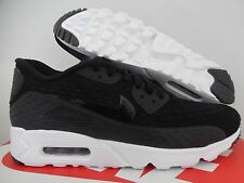 timeless design 84d53 bb945 ... spain nike air max 90 ultra breathe mens 725222 001 black grey running  shoes size 13