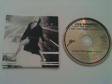 Liza Minnelli / Pet Shop Boys - DON´T DROP BOMBS (3 Mixes) - Maxi CD © 1989 card