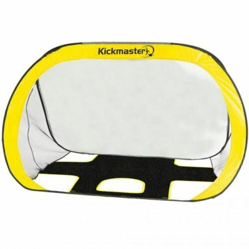 Kickmaster Quick Up Goal /& Target Shot Football