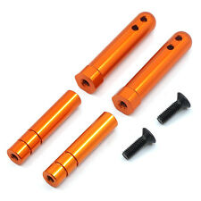 Yeah Racing HPI Sprint 2 Orange Aluminum Battery Post Set SPT2-024OR
