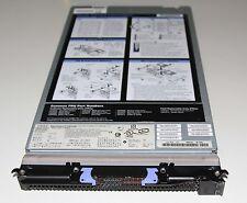 IBM HS21XM 7995-G3G 2x Xeon QC E5420 2,5 GHz, Emulex 4Gbps FC Adapter