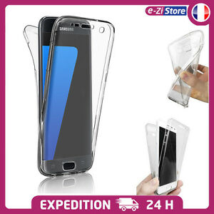 COQUE-SILICONE-INTEGRALE-HOUSSE-TPU-PROTECTION-SAMSUNG-GALAXY-S9-S8-S7-S6-EDGE