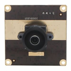 Details about ELP 1920*1080 H 264 Fisheye 180 Degree Distortion Correction  USB Webcam Module