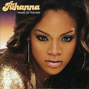 RIHANNA-MUSIC-OF-THE-SUN-BONUS-TRACK-USED-VERY-GOOD-CD