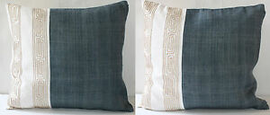 Pair-of-Hand-Woven-Hemp-and-Cotton-Cushion-Pillow-Covers-Hand-Made-in-Thailand