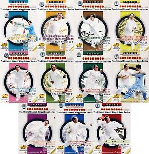 Traditional-Chinese-Kungfu-Shanxi-Xingyi-Quan-Series-by-Zhang-Xigui-11DVDs
