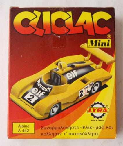 Alpine Car PPT unload cars track G 1:24 NEW
