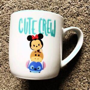 New-Tsum-Tsum-mug-clintons-cards-minnie-mouse-cheshire-cat-lilo-stitch-disney