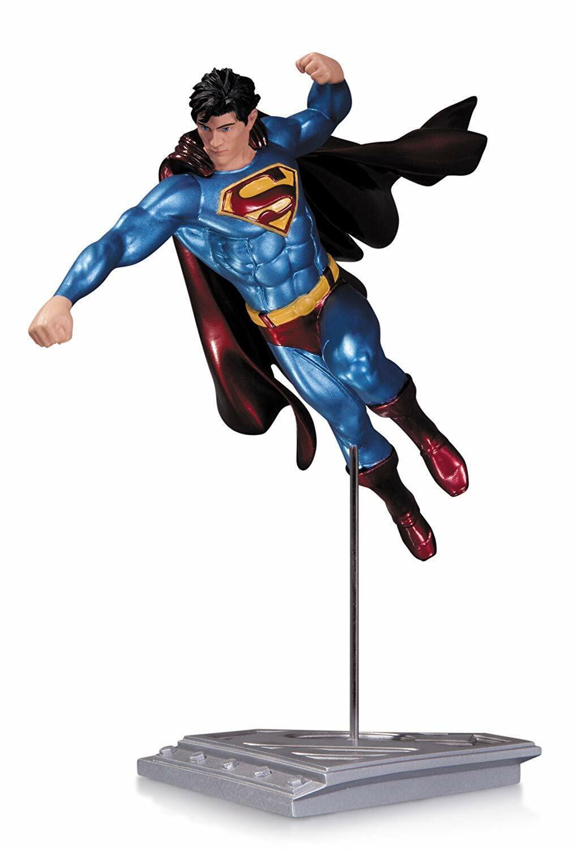 DC Superman El Hombre de Acero  Superman por Shane Davis estatua 370 5200