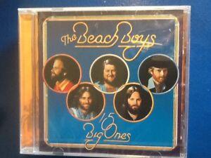 BEACH. BOYS.              FIFTEEN BIG ONES. /. LOVE. YOU.       COMPACT DISC