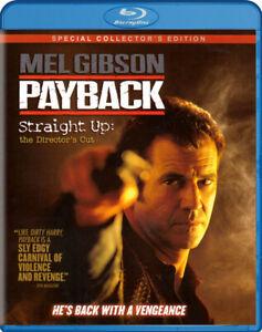 Payback-Dritto-Up-The-Director-S-Taglio-Sp-Nuovo-Blu-Nere