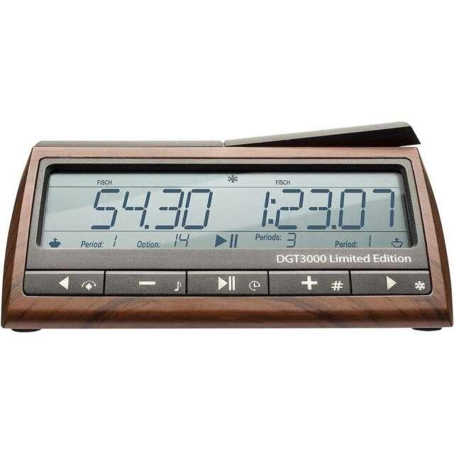 25th Anniv Ed DGT 3000 DIGITAL CHESS CLOCK
