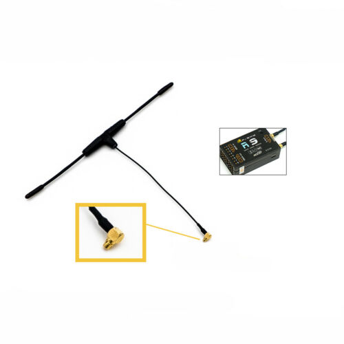Original FrSky 868MHz Dipole T MMCX Antenna for R9 Radio Receiver LBT Version RC