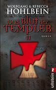 Das Blut der Templer 02 von Rebecca und Wolfgang Hohlbein UNGELESEN