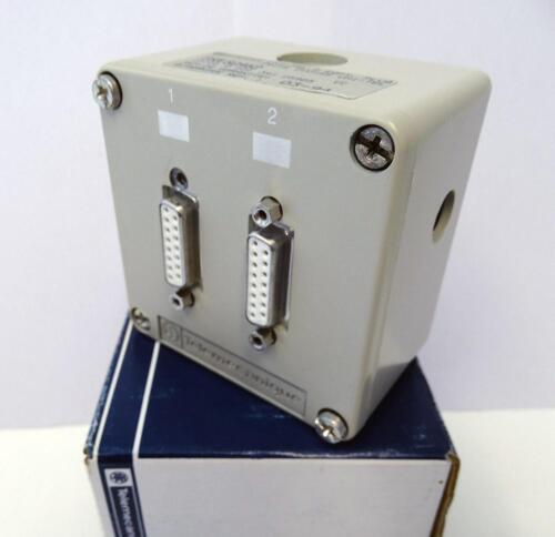 Telemecanique tsxsca62 TSX sca62 82928 uni-tel.2 eqpt Plug-used//embalaje original