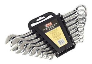 Combination-Spanner-Wrench-Set-8-pce-Whitworth-WW-1-8-034-to-9-16-034