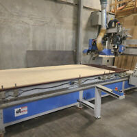 HEIAN NESTING CNC ROUTER 2007 Delta/Surrey/Langley Greater Vancouver Area Preview