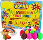 Giant 30 Piece Play Dough Set Craft Modelling Doh Clay Moulding Toy