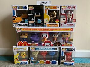 Funko-Pop-Mystery-Box-McDonalds-5-Pack-SDCC-Batman-More-READ-Description