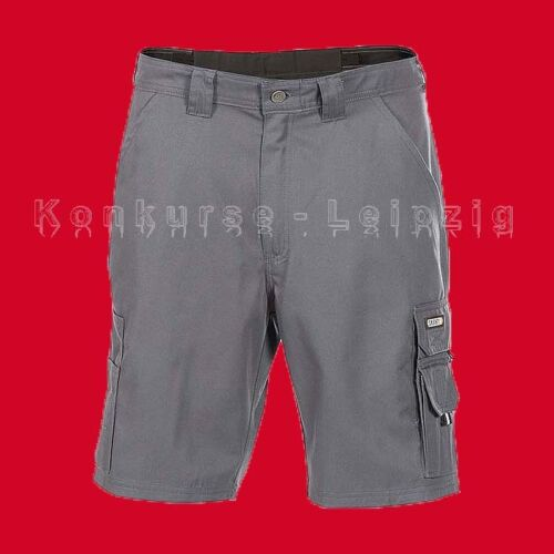 Dassy® Bundhose Arbeitshose Shorts Bari grau Gr 46 Neu