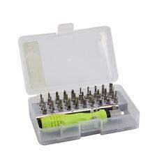 32 in 1 PCS Precision Magentic MINI Screwdriver Set Phone Repair Kit Torx Tools