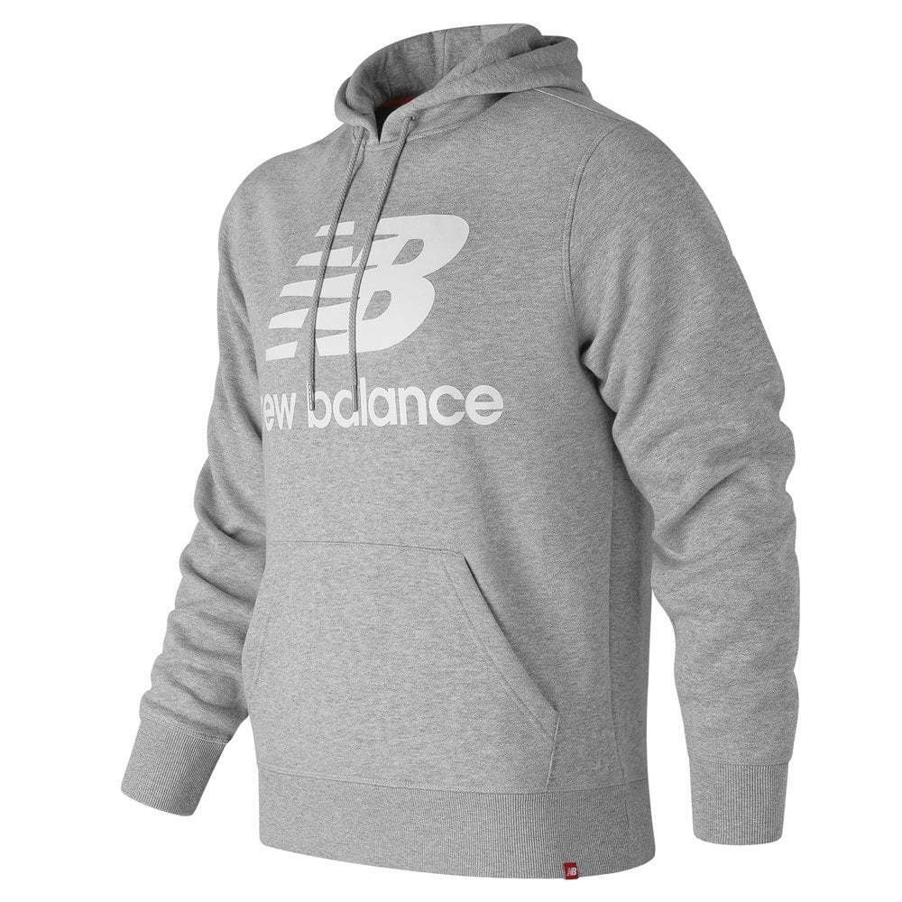 New Balance  Herren Essentials Brushed Pullover Hoodie