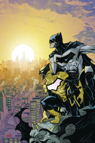 OF 3 BATMAN AND THE SIGNAL #1 1//03//18