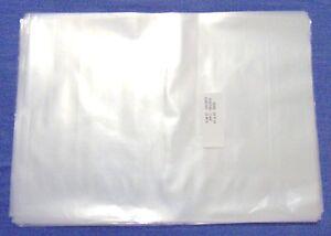 "1000//Case/"" 9/""/""x12/""/"" /""Flat 2 Mil Poly Bags Black"