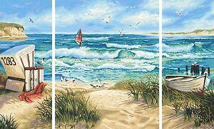 Paint-By-Numbers-Schipper-Sommerfrische-Beach-Triptych-50x80cm-609260595
