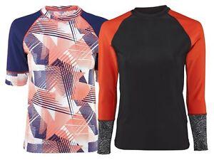 UV-Schutz-Shirt 50+ Surfshirt Badeshirt Sonnenschutz Strandshirt Schwimmshirt