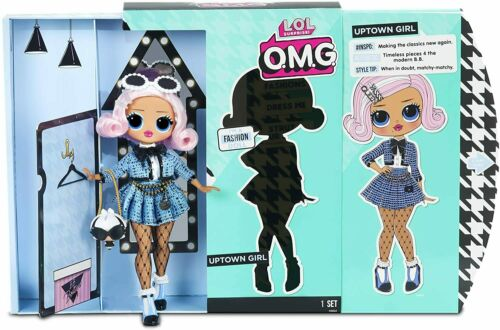 IN STOCK L.O.L LOL UPTOWN GIRL Series 2 Doll OMG New 2020 O.M.G Surprise