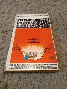 Stanley Kubrick's Dr. Strangelove by Peter George Vintage PB