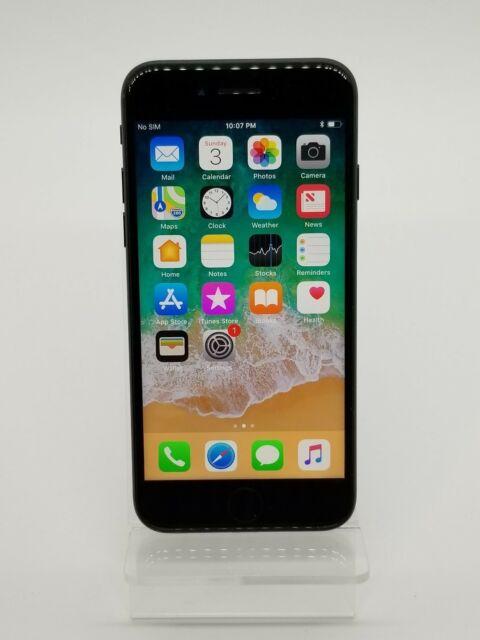 Apple iPhone 7 128GB Black Unlocked A1778 Tmobile ATT & Any GSM 9/10 Condition