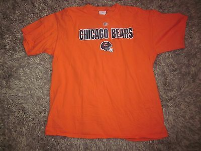 90691006 Chicago Bears Orange shirt | eBay