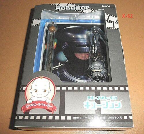 Robocop Téléphone Charme Figure Runa japonais exclusif mignon Robo Cop Figurine Jouet