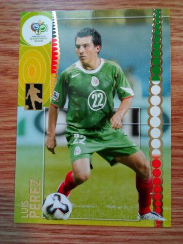 1 PANINI FIFA World Cup 2006 tarjetas comerciales alemán-Varios Tarjetas