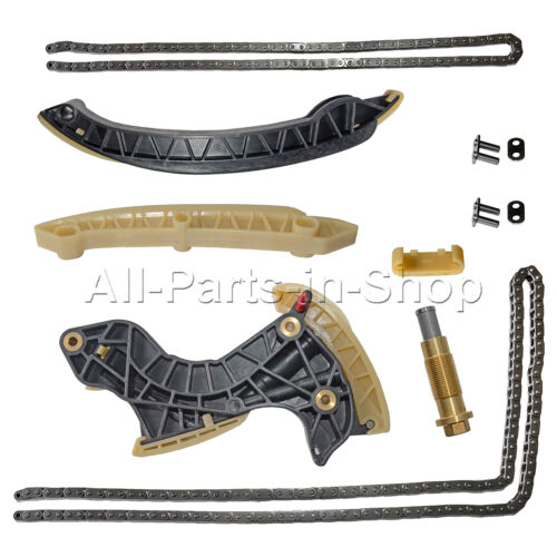 Camshaft Adjusters Mercedes M271 Timing Chain Kit Gears VVT Actuator VANOS 1.8 L