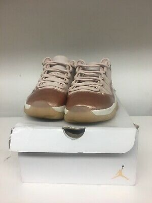 official photos 0def7 c0dc7 Wmns Air Jordan Retro 11 Low Rose/Gold/Bronze Size 9 (AH7860-105 )   eBay
